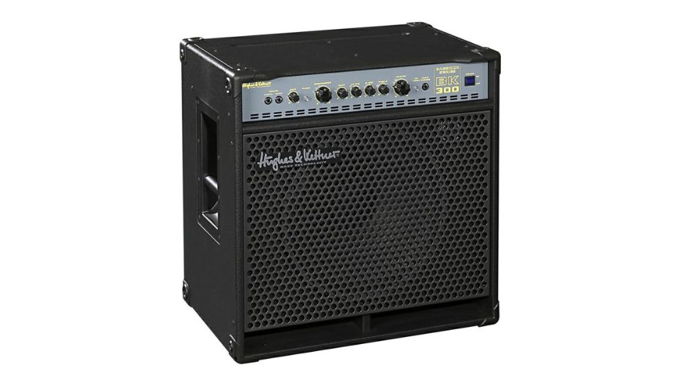 Hughes and Kettner Basskick 300